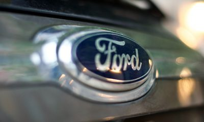Ford. The Sound, Olympus Boulevard, Coppell, TX, USA.